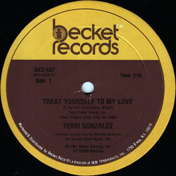 Terri Gonzalez - Treat Yourself To My Love