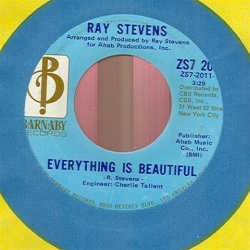 Ray Stevens : Everything Is Beautiful (1970)