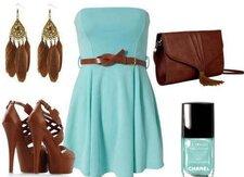 Les robes de ville