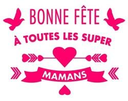 Message pour les mamans