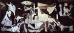 Guernica (Picasso) revu en 3D