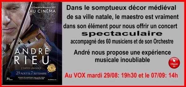 Accueil: Le VOX à Marcigny (71)