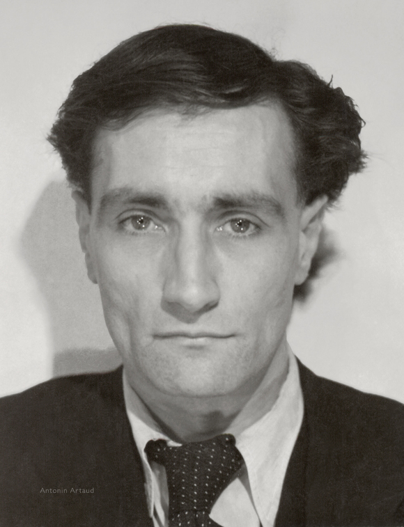Antonin Artaud Photo Identité