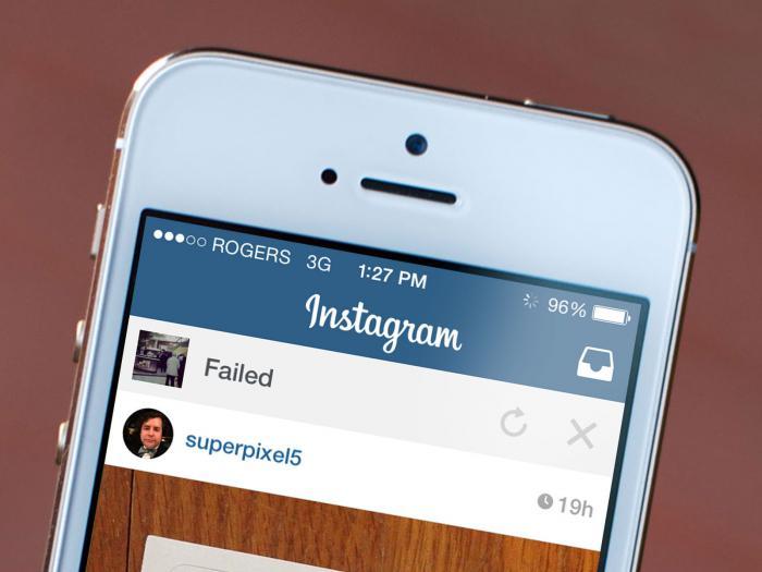 Instagram, application, smartphone, partage, photo, vidéos