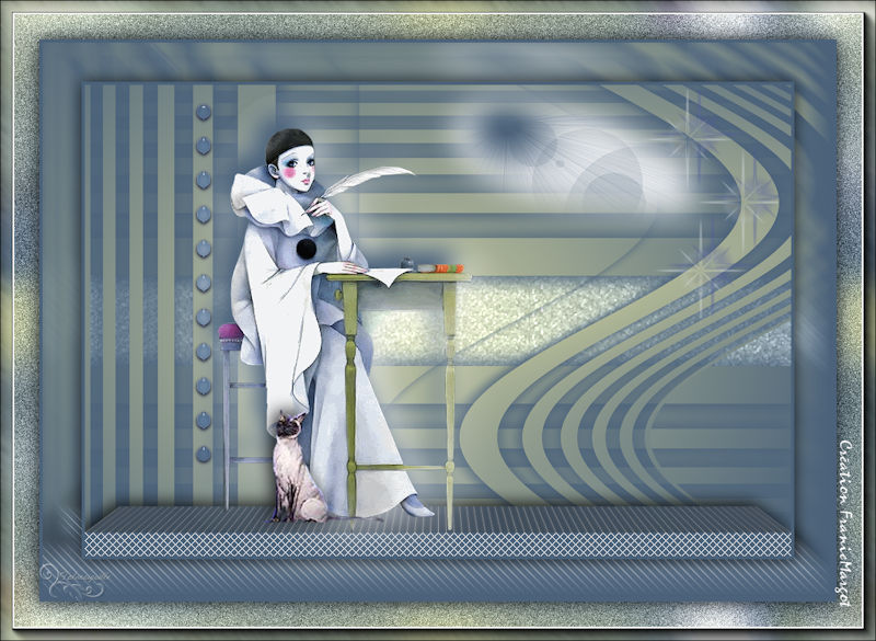 *** Pierrot ou Colombine ***