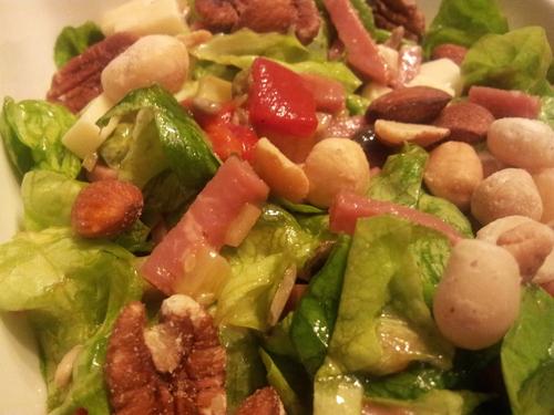 ° Les salades composées