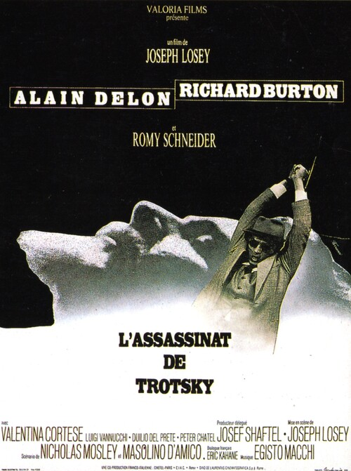 L' ASSASSINAT DE TROTSKY - BOX OFFICE ALAIN DELON 1972