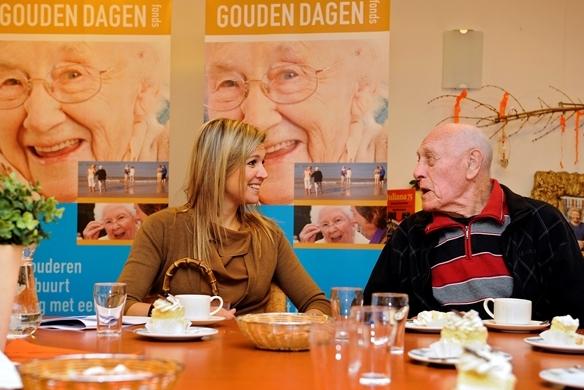 Maxima à Heemskerk