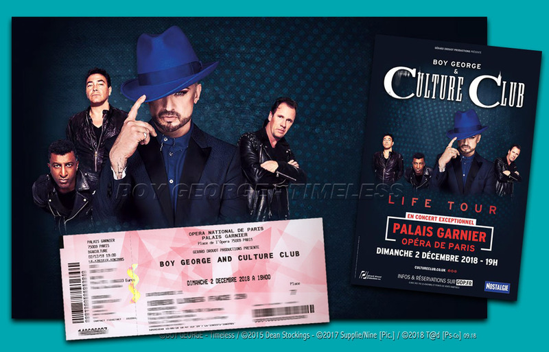 CULTURE CLUB - Live At GARNIER By T@d