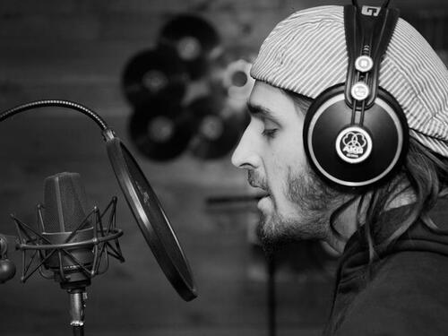 Enregistrement à Lesmont ( Studio Olympe )