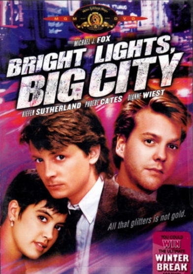 1988 -Bright Lights, Big City (Les feux de la nuit)