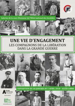 """* """"Une vie d'engagement. Les Compagnons de la Libération dans la Grande Guerre"""" / Henri FRUCHAUD (Santé)"""