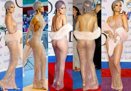Macron prend la Baffe en juillet, Rihanna va peut-être le sauver?