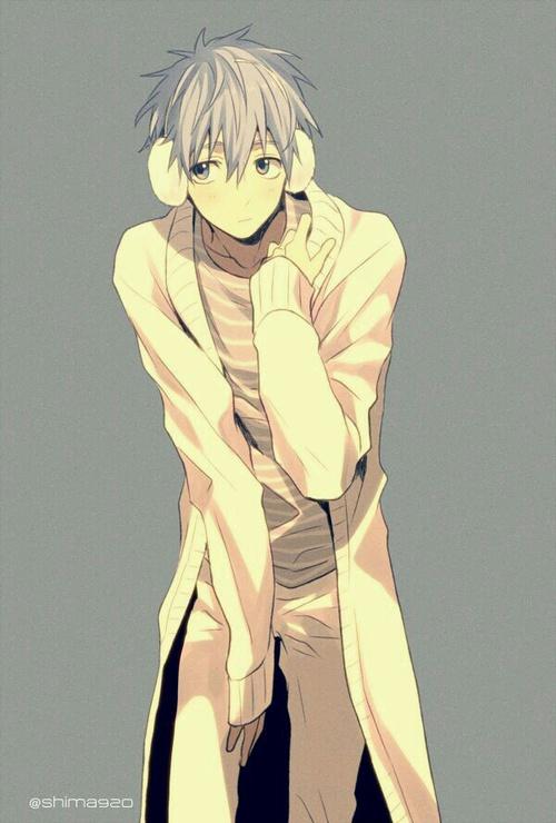 Image de anime boy