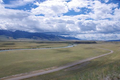 Un dimanche dans le Montana