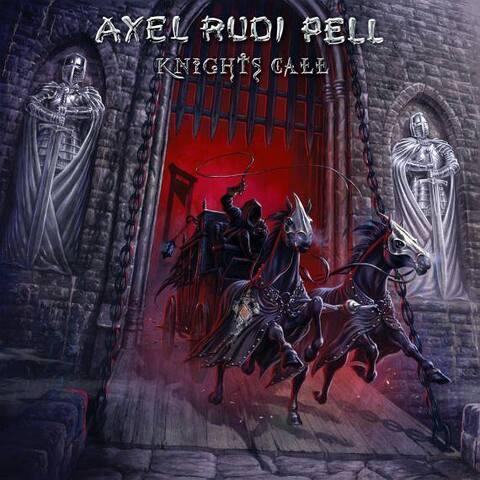 AXEL RUDI PELL - Les détails du nouvel album