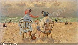 hambourg-andre-1909-1999-franc-vent-sur-la-plage-2723126