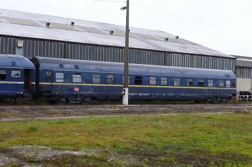 Draisine DU 65 à Blainvilles
