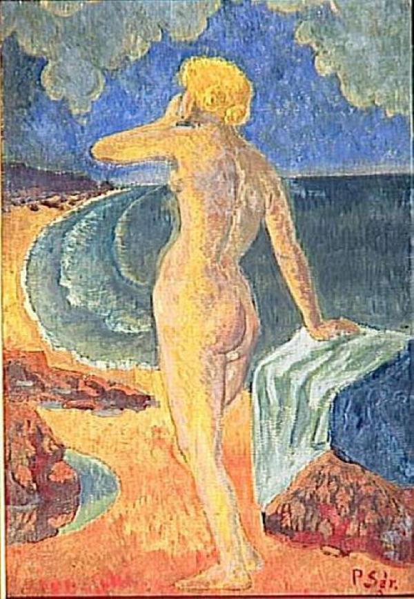 Peinture de : Paul Sérusier