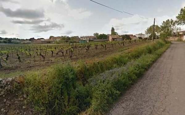 Caux petite ville de l'Hérault
