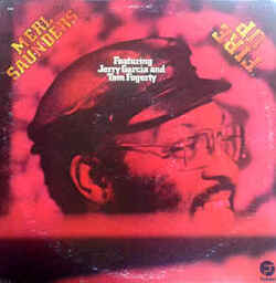 Merl Sauders - Fire Up - Complete LP