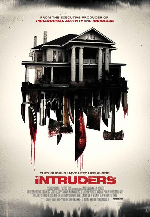 """Bonsoir a l'honneur : """" Intruders """""""