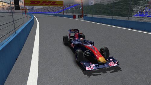 Team Toro Rosso-Ferrari