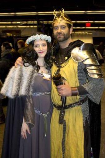 Cosplays de Robert Baratheon
