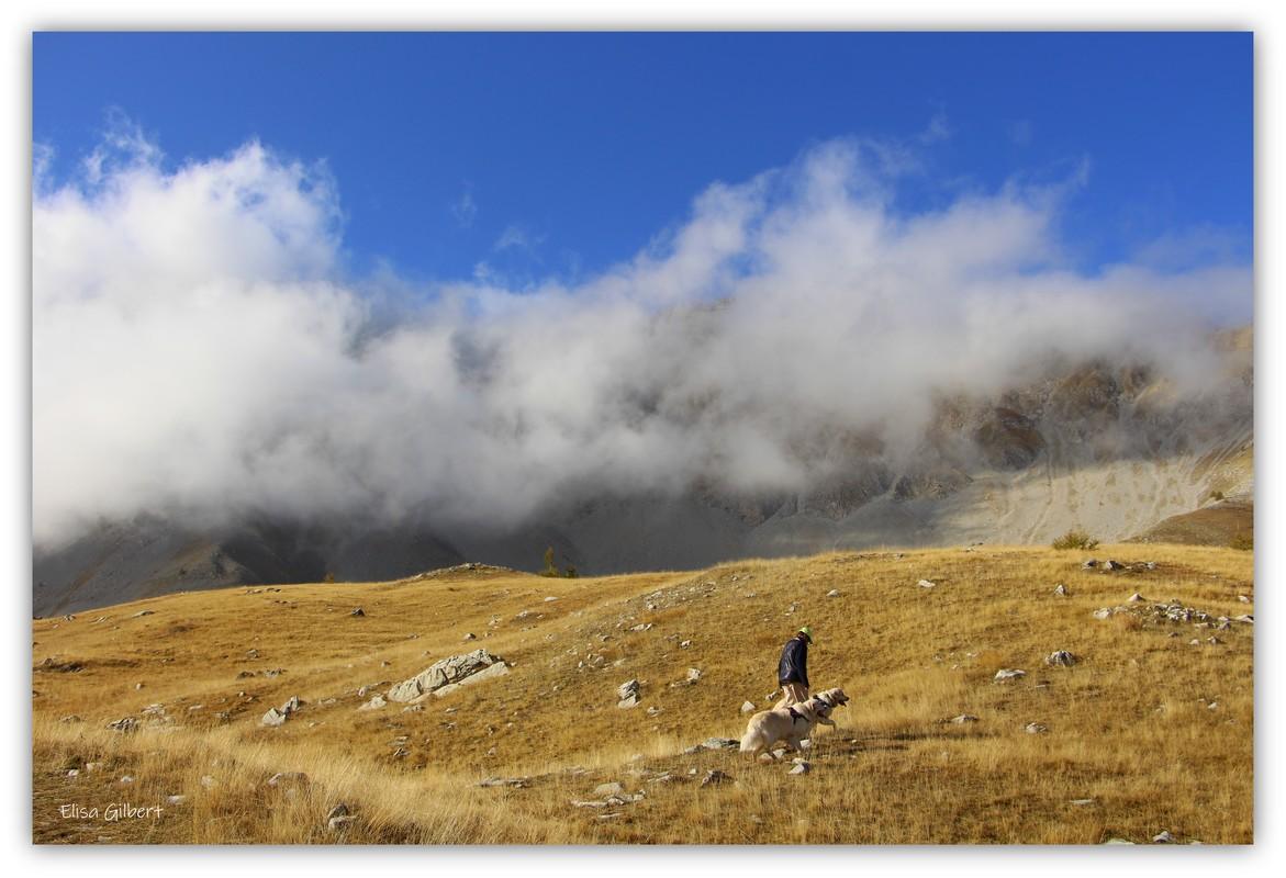 Une journée en montagne