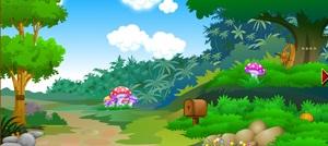 Jouer à Mushroom house treasure escape