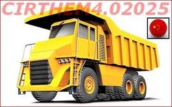 """CHINE ...et les camions miniers """"environnementaux""""."""