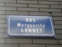 Focus sur : Marguerite Gonnet