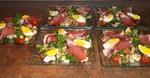 Salade gourmande à la Coppa
