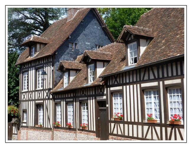 Retour a Lyons La Forêt