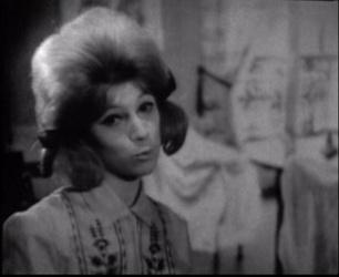 1963 : les chemisiers brodés. Chapitre V : le orange