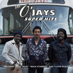 The O'Jays - Super Hits - Complete CD