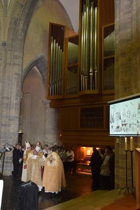 Bénédiction et concert inaugural