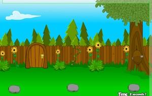 Jouer à Amazing escape spring garden