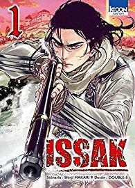Manga -  Issak, tome 1