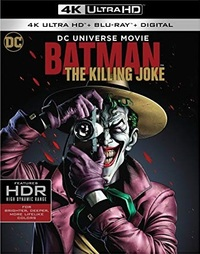 [Test 4K Ultra HD] Batman : The Killing Joke
