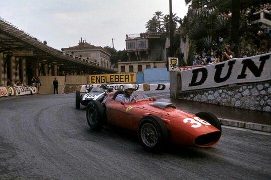 Phil Hill F1 (1958-1960)
