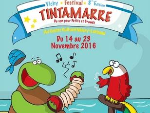 Festival Tintamarre : rendez-vous dans la ville de Vichy