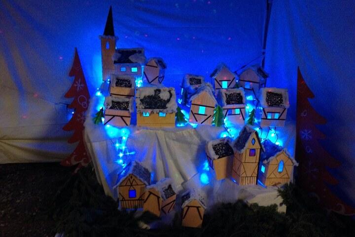 déco Noël 2015