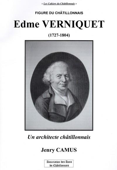 """""""Edme Verniquet"""" , une conférence de Jenry Camus"""