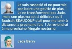 Jade aime le festival Frasques et Humour...