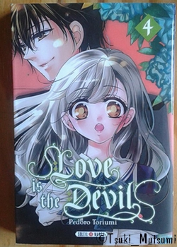 Love is the Devil - tome 4