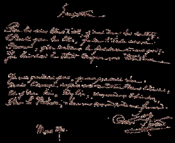 """""""Sensation """" poème d'Arthur Rimbaud"""
