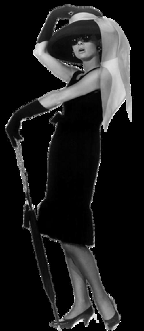 Femmes vétues de noir ou de gris / 11