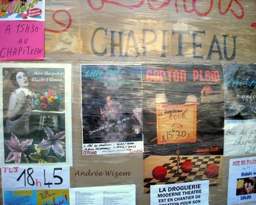 """Chronique 7...Festival """"Dehors"""" 2012...Reportage photographique 2..."""