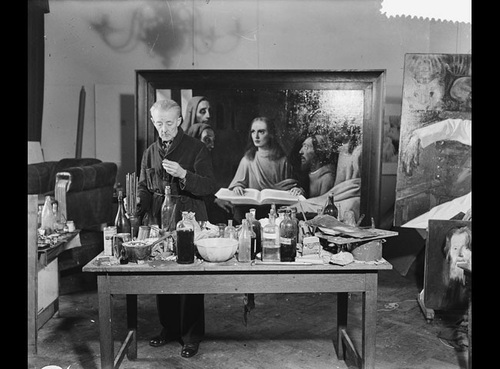 Han van Meegeren, le faussaire de Vermeer